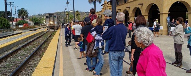 Santa Barbara Train Day 2015