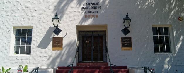 Karpeles Manuscript Library Museum