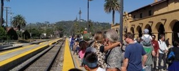 National Train Day 2014 – Santa Barbara