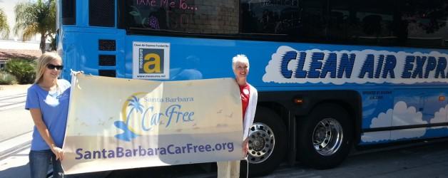 New Bus Service from Santa Barbara to Santa Ynez Valley