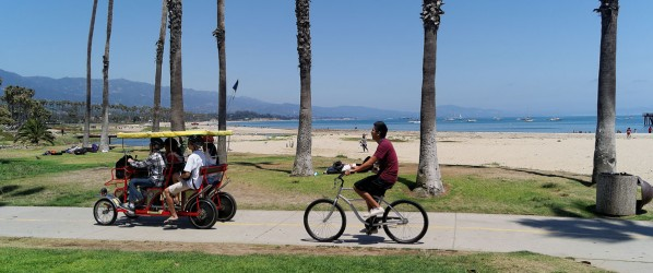 Santa Barbara Named Great Cycling Destination