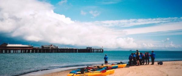 Pacific Surfliner Santa Barbara Getaway Package