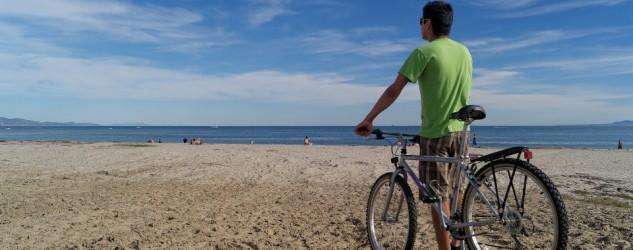 Bikes on the Coastal Express