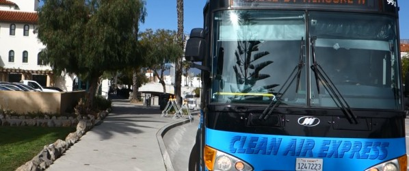 Catch a Free Ride on the Clean Air Express to the Santa Barbara Summer Solstice Parade