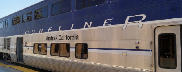 Bikes on the Pacific Surfliner
