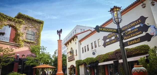 Paseo Nuevo Shops & Restaurants