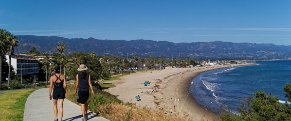 It's Easy to Get Around Car Free in Santa Barbara
