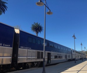 Go Car Free on This Epic Train Vacation to Santa Barbara