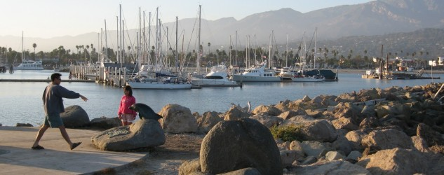 Santa Barbara Harbor and Waterfront