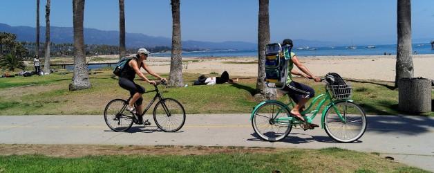 Beachside Bike Paths