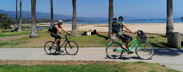 Beachside Bike Paths