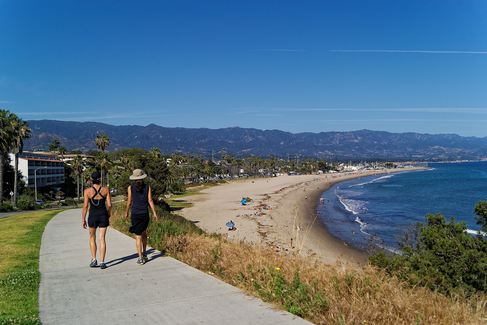 It s Easy to Get Around Car Free in Santa Barbara